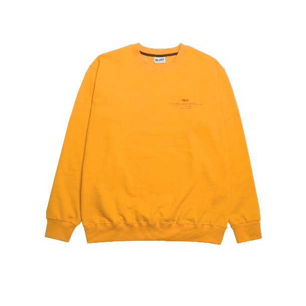 MOTIVE SWEAT [YELLOW]