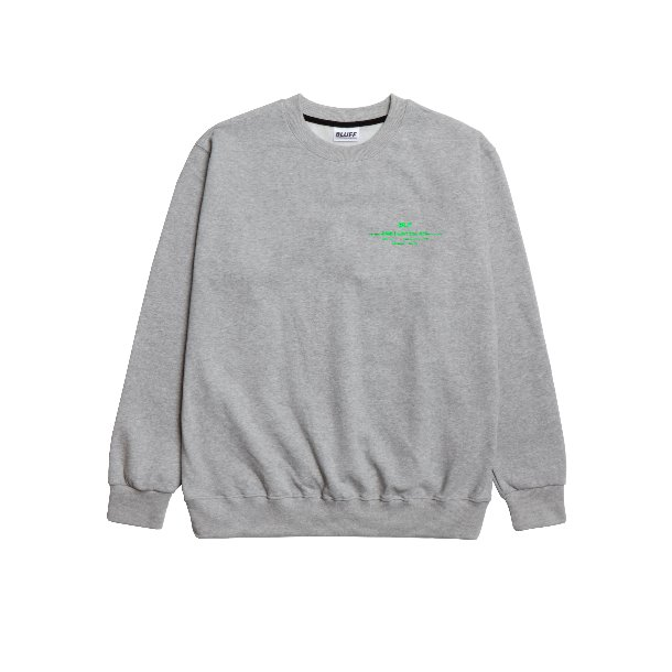 MOTIVE SWEAT [GREY]